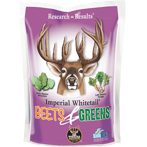 Imperial Whitetail Beets & Greens Deer Plot Seed 3.15lb.