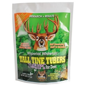 Imperial Whitetail Tall Tine Tubers (Annual) 3 lb.