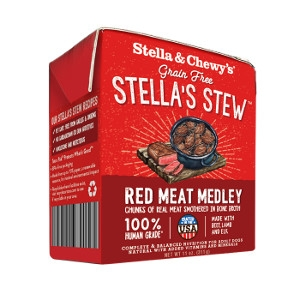 Stella & Chewy's Stews Red Meat Meadley 11 Oz.