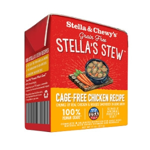 Stella & Chewy's Stews Cage-Free Chicken Recipe 11 Oz.