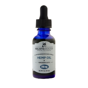 Holistic Hound Hemp Oil 250 mg