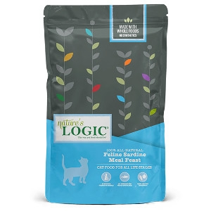 Nature's Logic Feline Sardine Meal Feast 3.3 lb.