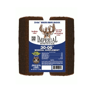 Imperial Whitetail 30-06 Mineral Block