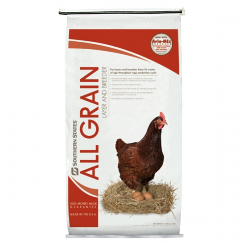 Southern States All Grain Layer Breeder Crumbles 50 lb.