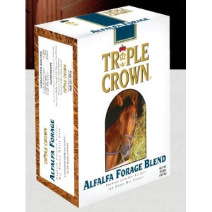 Triple Crown Premium Alfalfa Forage Blend 40lb