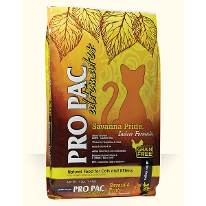 PRO PAC® Ultimates™ Savanna Pride™ Cat Food 14lb