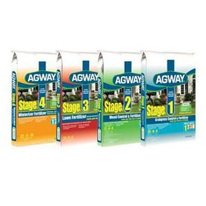 Agway 4-Stage Lawn Program
