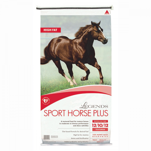 Legends Sport Horse Plus Textured 50 lb.