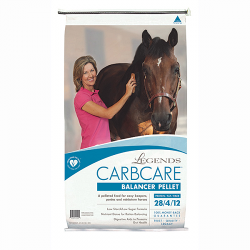 Legends CarbCare Balancer Pellet 40 lb.