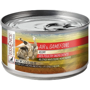 Essence® Air & Gamefowl Canned Cat Food 5.5 oz.