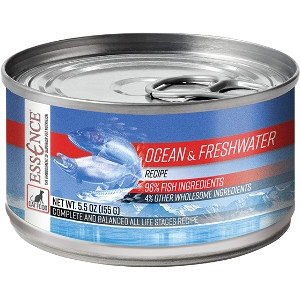 Essence® Ocean & Freshwater Canned Cat Food 5.5 oz.