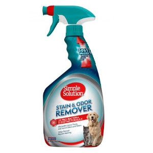 Simple Solution Pet Stain and Odor Remover 32 fl. oz.