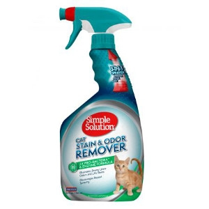 Simple Solution Cat Stain & Odor Remover 32 fl. oz.