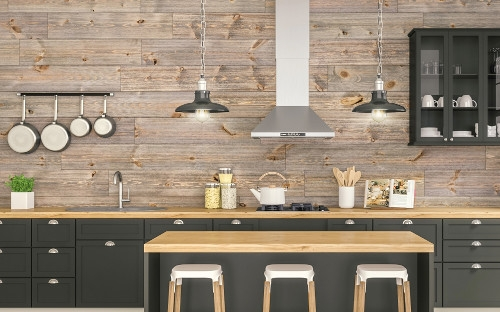 Great American Spaces Tongue & Groove and Shiplap Planking